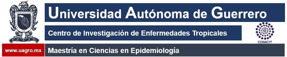 Maestría en Ciencias en Epidemilogía